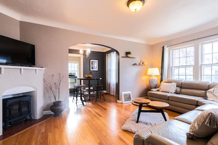 ★ Elegant & all yours 2 min from brewery district★