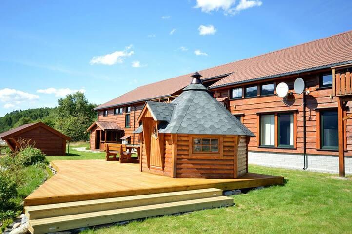Eriks Viking Lodge-  Fjordview Apartment