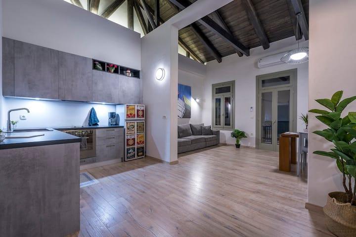 Lestel 1 Eco-chic Apartments