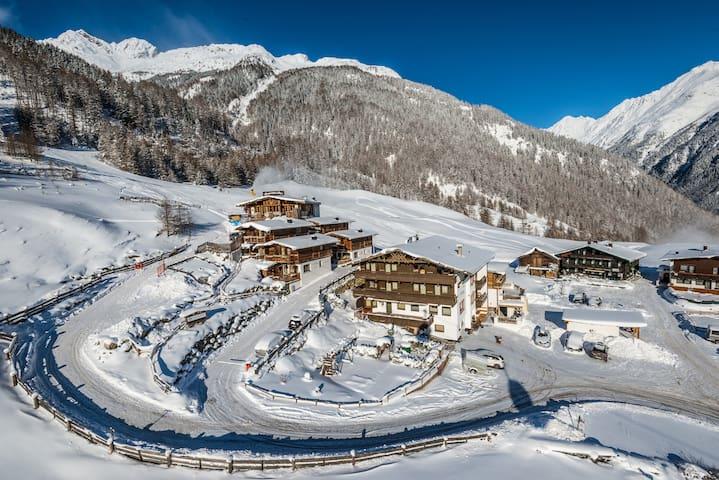 Grünwald Resort Sölden - NEW-APP4 - Sölden - Departamento