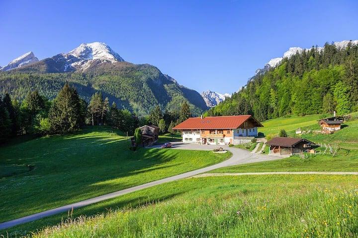 Gemütliche Ferienwohnung in idyllischer Lage
