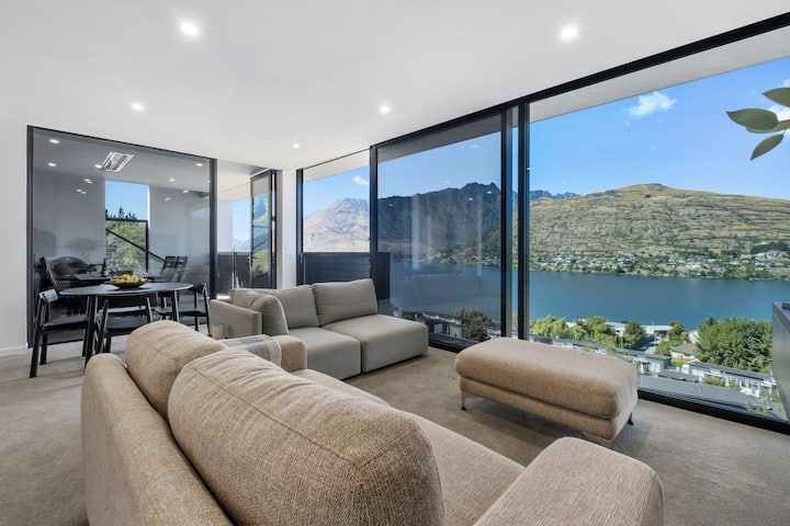 The Bunker House A | Modern | Panoramic Views |