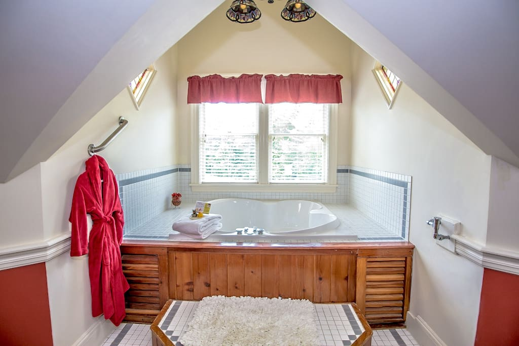 Your beautiful private hot tub