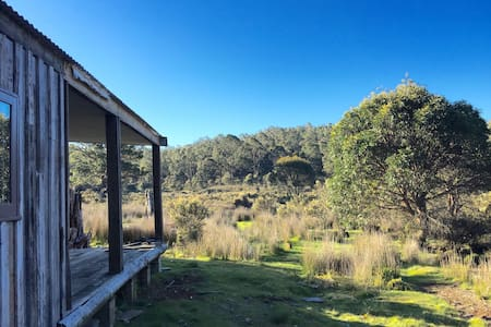 Newly restored Cradle Mountain house on 100 acres - Moina - 獨棟