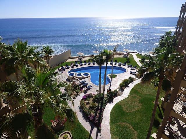 Sub-Penthouse Million $ Views Beach - San José del Cabo - Apartemen