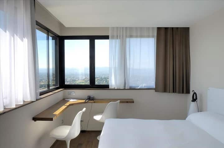 Chic Double Room - Panoramic views