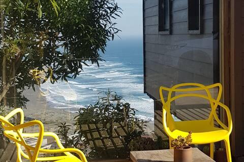 Tiny Apartment Casa Las Puyas Ocean View y Bajada