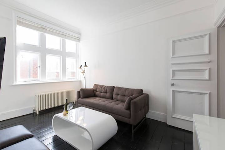 Spacious 2 Bed just off Covent Garden Square - London - Apartment