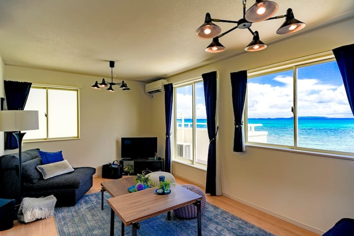 Relax Luxurious Ocean Front House 4min to Highway