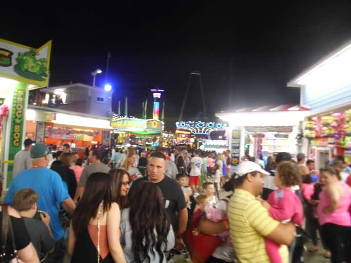 Good for Groups up to 10 in Seaside Heights