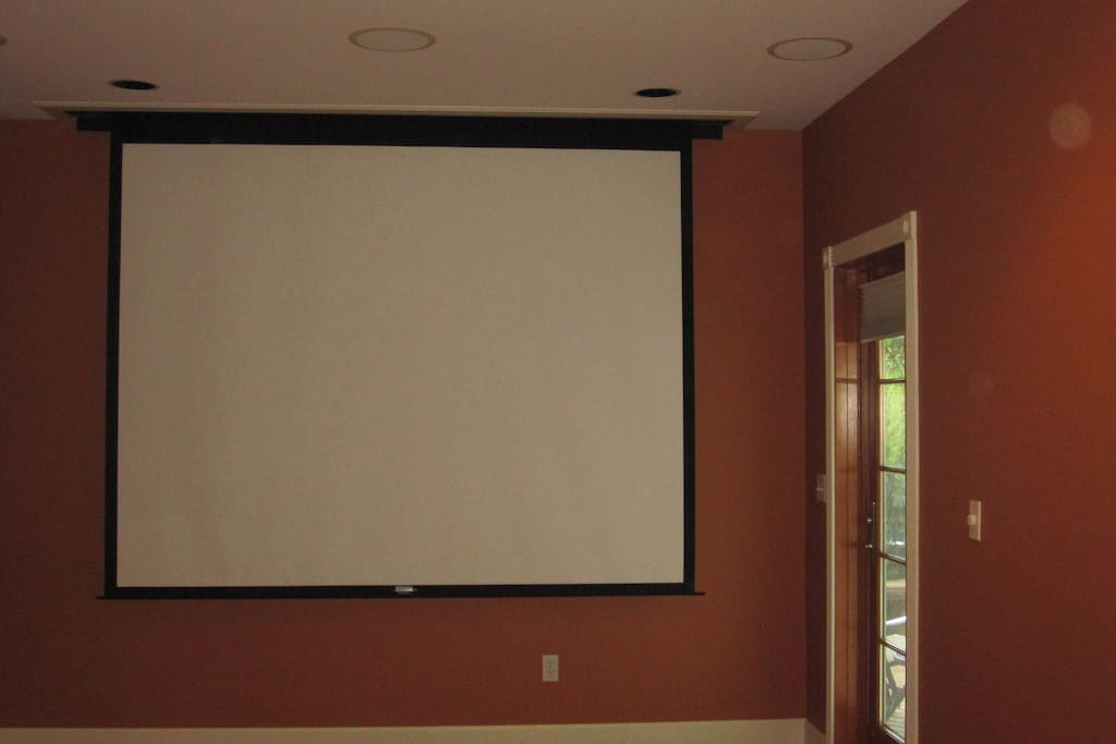 Movie Screening Room
