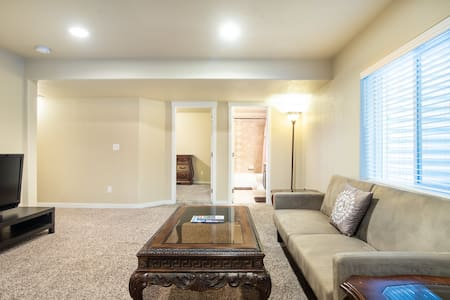 Spacious Private Basement Suite All to Yourself!!