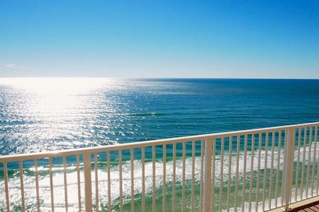 OCEAN FRONT 2 BR CONDO SLEEPS 4-6 - Panama City Beach
