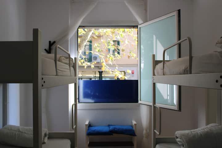 Habitación 4 pax.