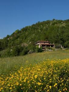 casa vacanze immersa nella natura - Mombarcaro