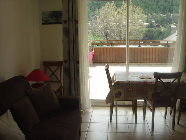 Appartement montagne - Saint-Chaffrey - Apartment
