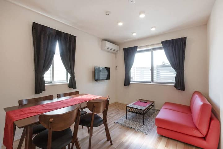 Lovely cozy unit/Upper floor room/WiFi/HOTERICH301