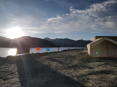 Best view of the Pangong Lake at affordable prices
