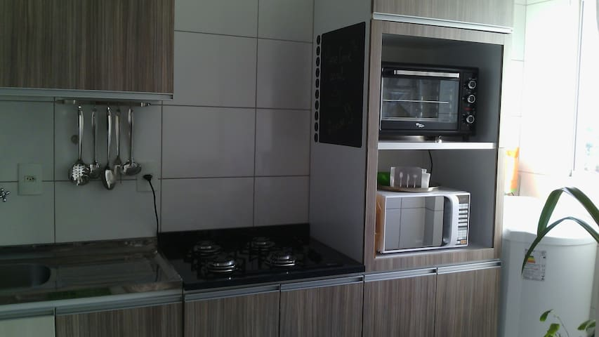 Residencial Apart Cloeh - Joinville - Apartament