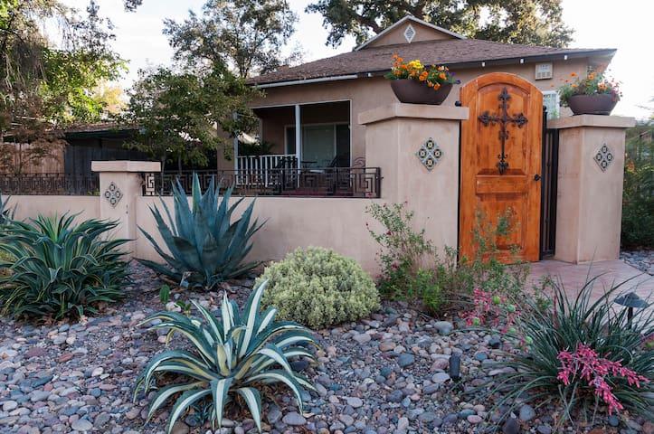 Sequoia Park, Coast, Wineries, Urban Conveniences