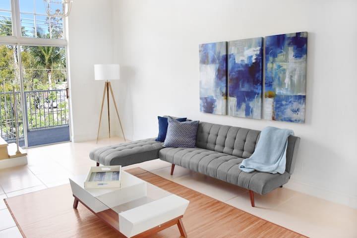 1 Bedroom Loft in Key Biscayne(2)✿