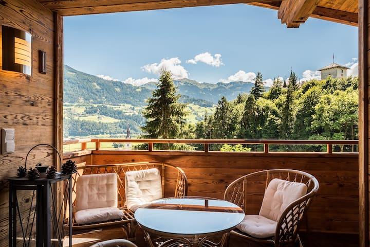 Appartment Chalet Schlossblick****