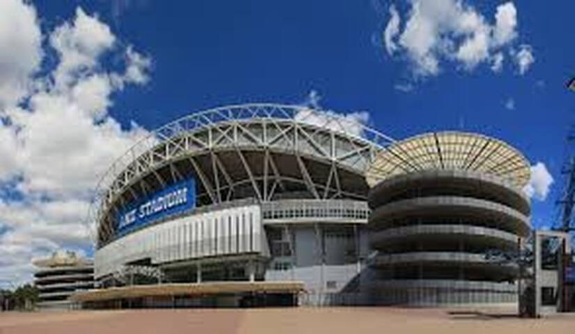 Olympic Park ANZ Stadium
