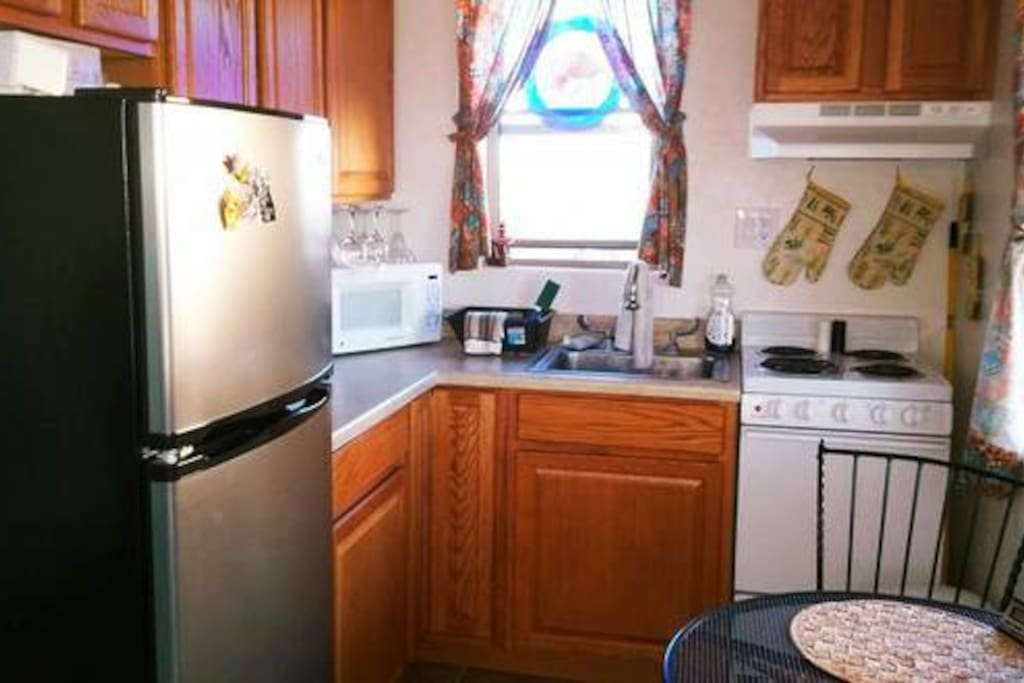 High end newly remodeled kitchen.