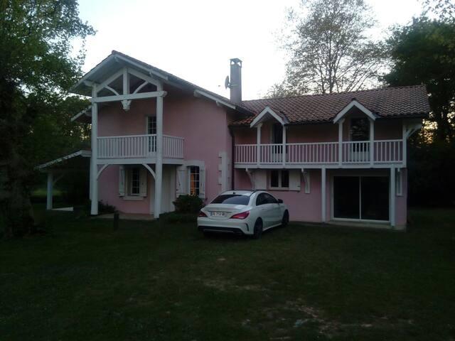 Maison au cœur des bois - pontonx Pontonx  - House