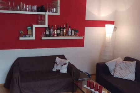 cosy, private room near centre/Messe :) - Köln - Apartment - 2