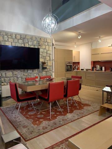 Arachova Villa VIP/Amazing View/Smart House/Name_N