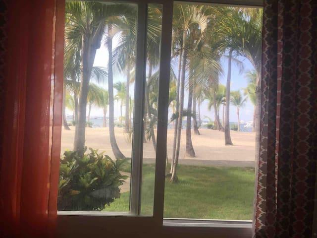 Habitaciones en Ambiente confortable en la playa
