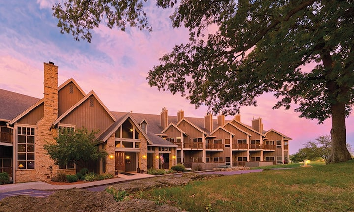 1Bdrm Wyndham Galena Resort Galena, Ill.