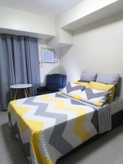 Studio Apartment - Double Bed