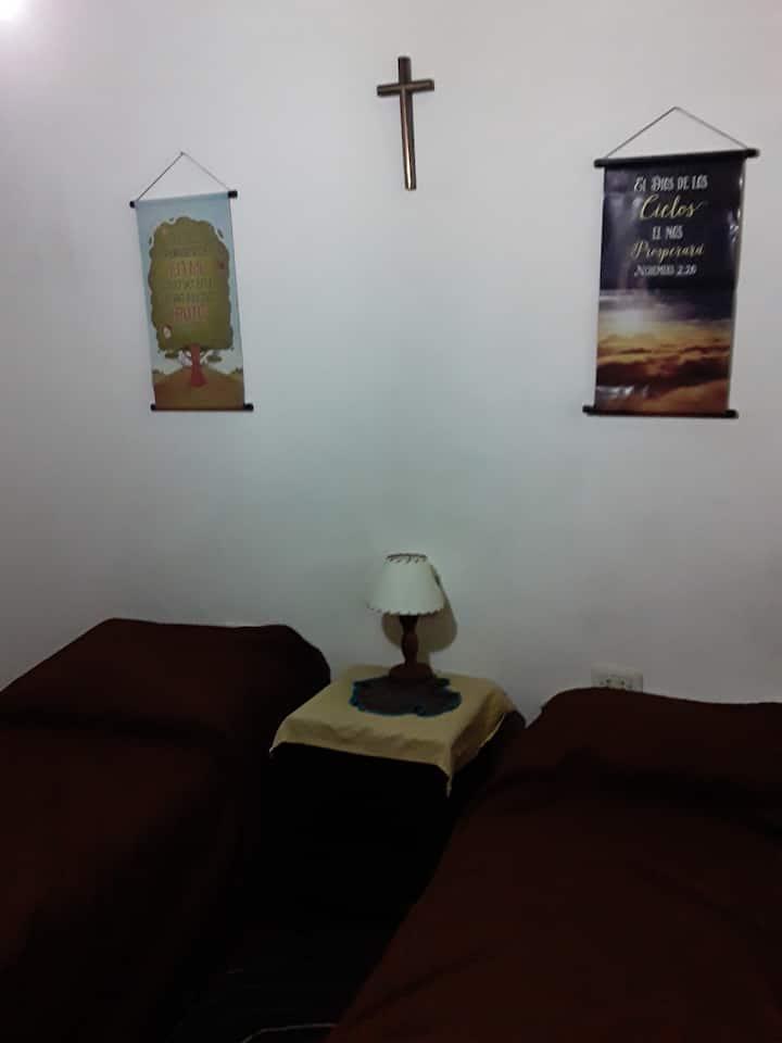 Lindo lugar para descansar y conocer asis Rosario