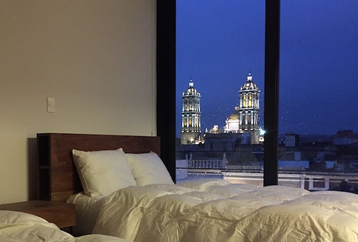 Cathedral Perfect View Loft
