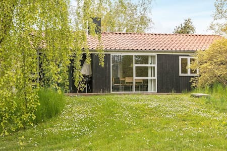 Cloistered Holiday Home in Jutland with Terrace