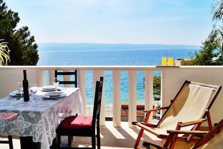 Marinero 2 beach apartment sea view - Omiš - 아파트