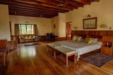 DREAM BEAN Cottage in 400 acre coffee field