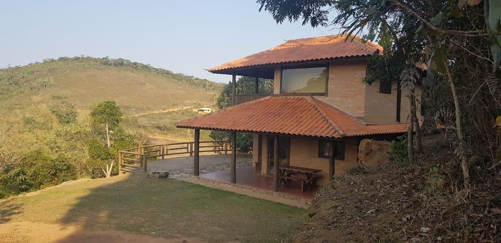 Casa Mirante da Colina - Com Hidromassagem