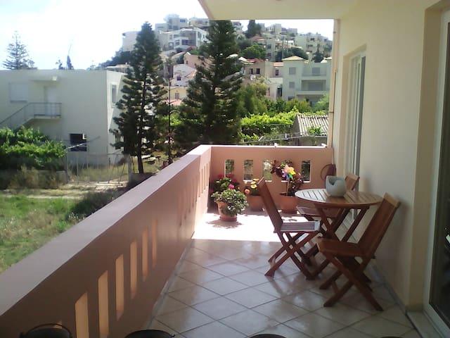 Xara's apartment
