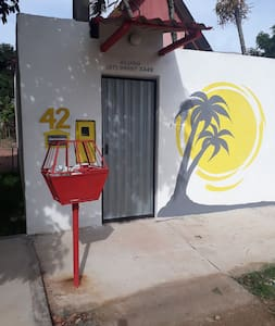 AP- Mobiliado, a 1 km da praia da B. do Jucú- V.V