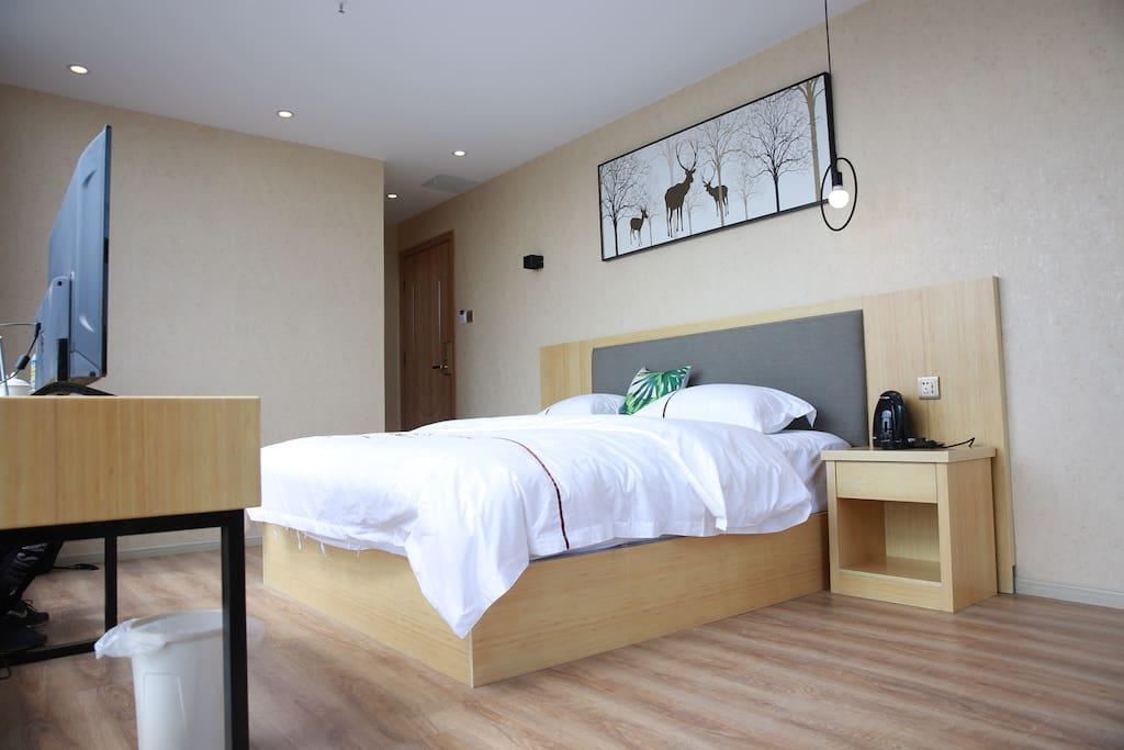 麋鹿大床房