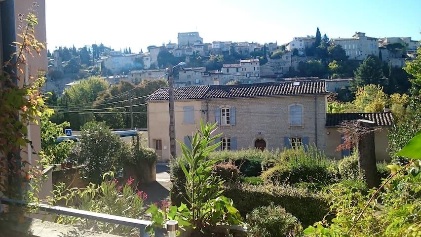 Petit Paradis à Vaison la romaine - Vaison-la-Romaine - Apartamento