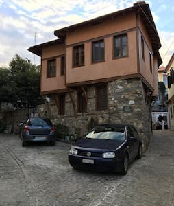 Old Town, Traditional Place - Xanthi - Haus
