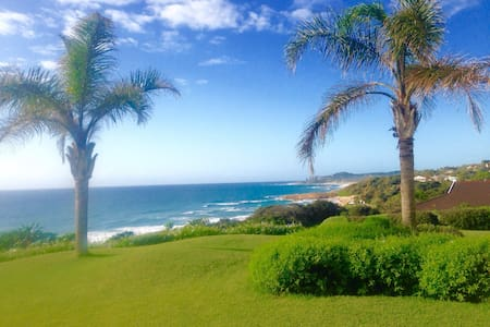 Breathtaking 180 sea view, Umkobi Beach Southbroom - Southbroom