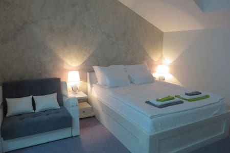 Comfort room with double bed - Beograd
