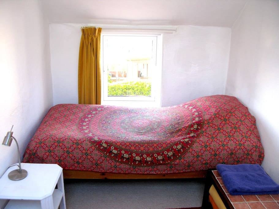 Glastonbury Vegetarian & Vegan B&B Single Room