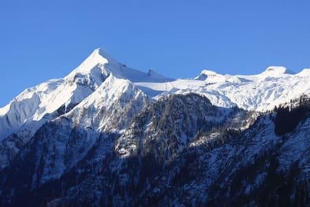 Beautiful View to Mountain Kitzsteinhorn - Kaprun - Appartamento