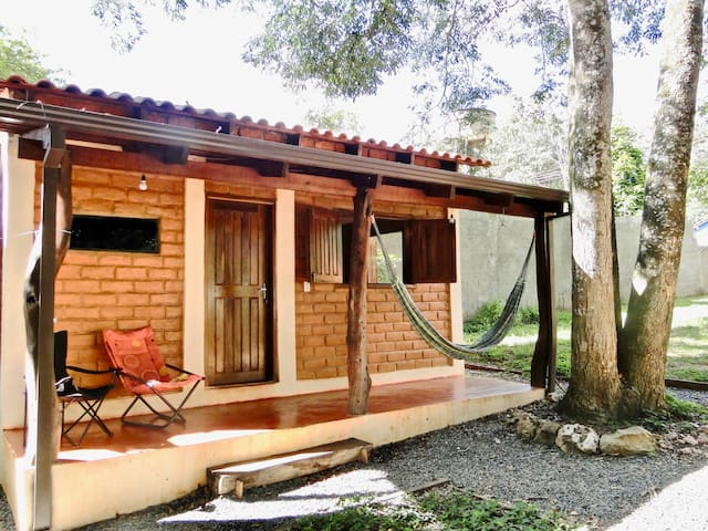 Chalet comfort and charm in Alto Paraíso